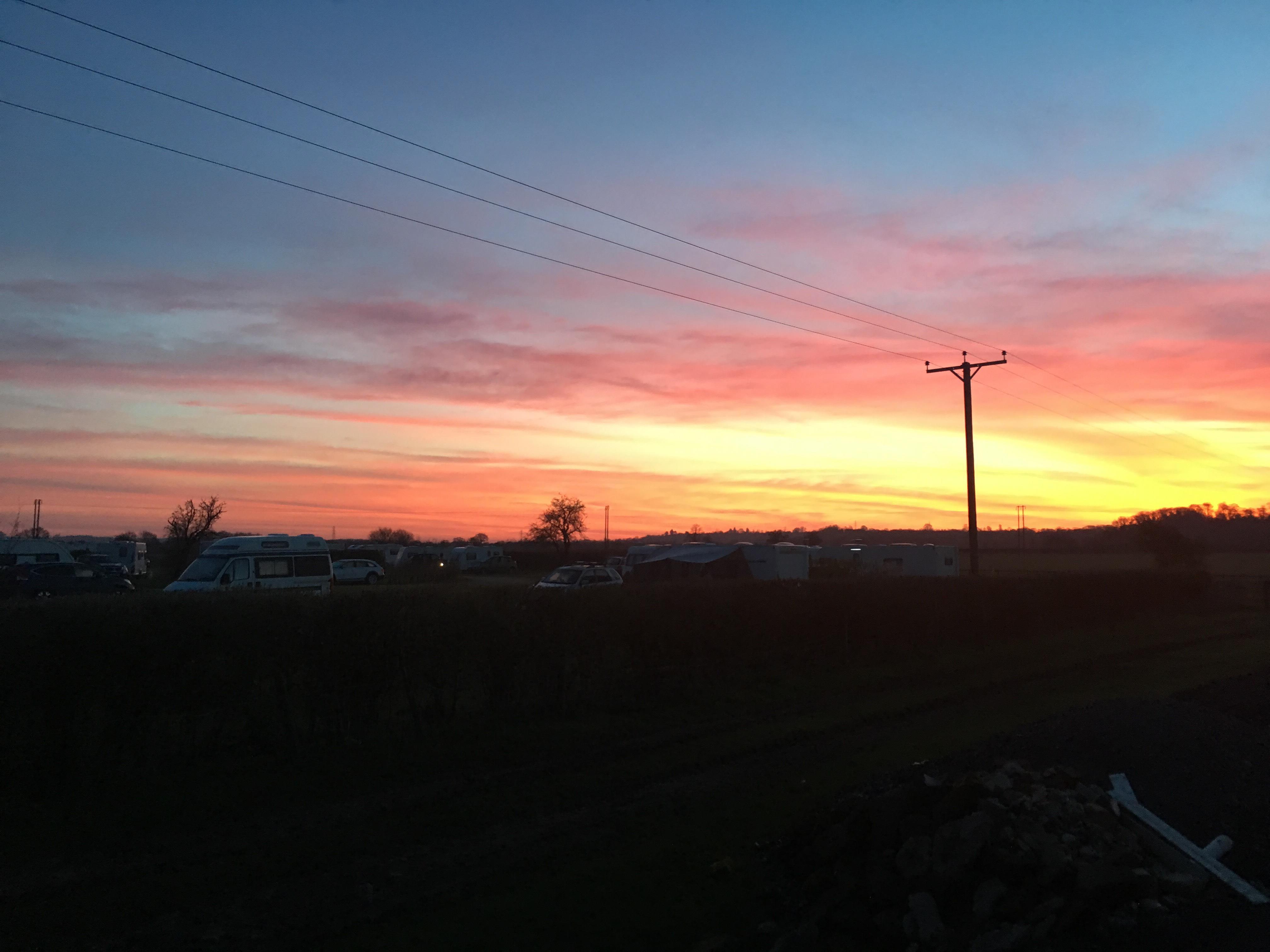 March Sunrise 2